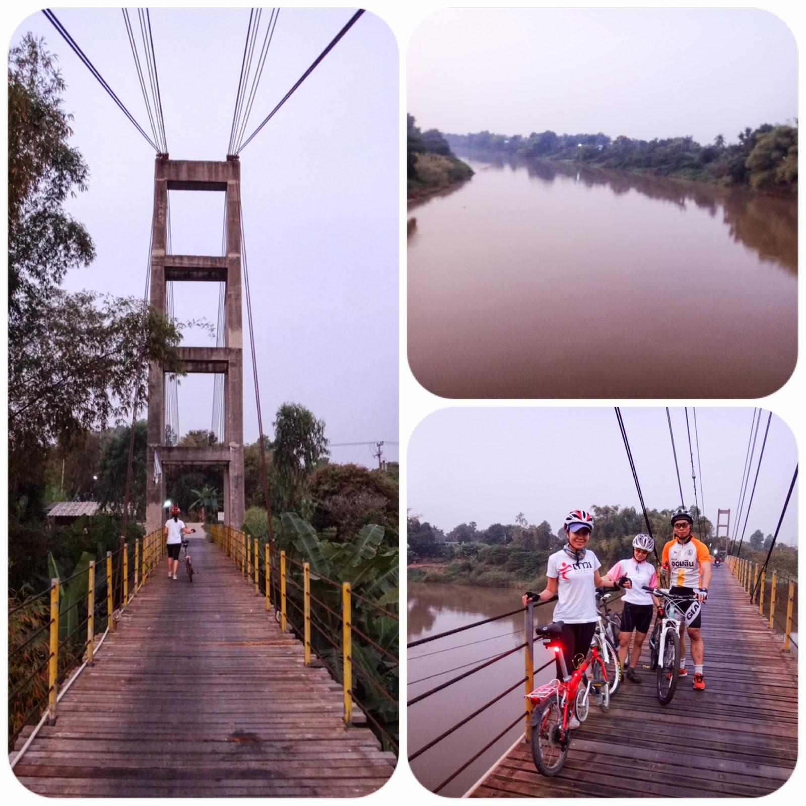 สะพานขึงข้ามแม่น้ำน่าน Unseen Pisanulok