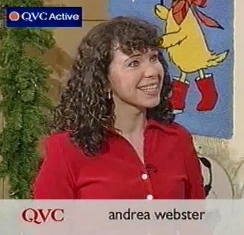 Andrea Webster QVC UK