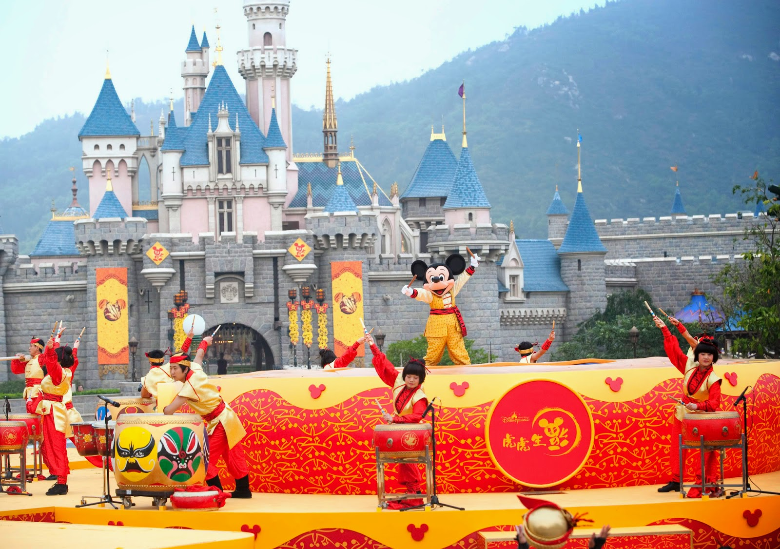 Find Hotels in Hong Kong Disneyland, Hong Kong