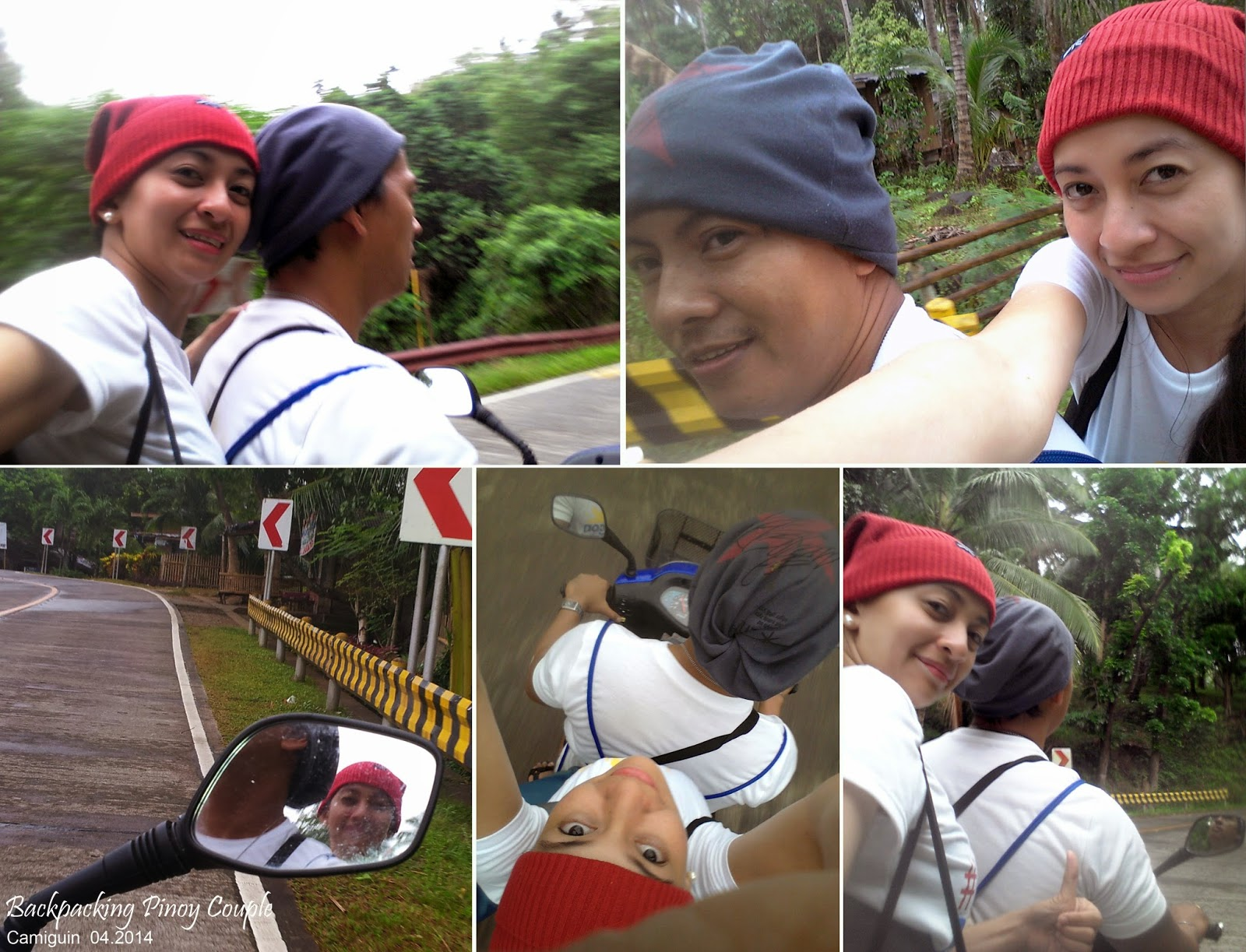 Backpacking Pinoy Couple, Backpacking Philippines, Northern Mindanao, Philippine travel, Camiguin, How to go to Camiguin, what to do in camiguin, where to go in camiguin, Camiguin roadtrip, road trip, Camiguin Itinerary, motor riding in Camiguin