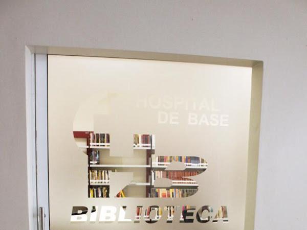 Ajuda: Doem livros para a biblioteca do Hospital de Base em São José do Rio Preto, SP
