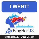 BlogHer Conference Attendee