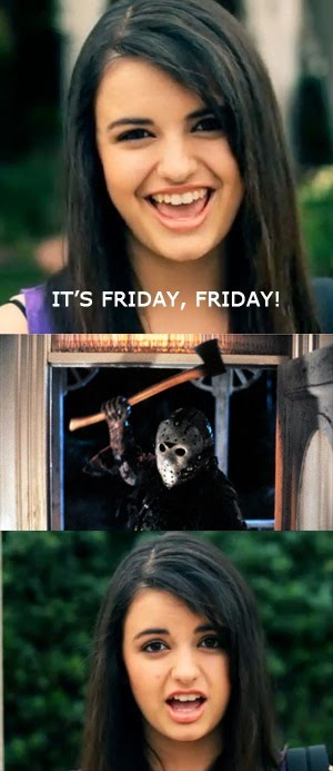 It's Friday Friday -The 13th