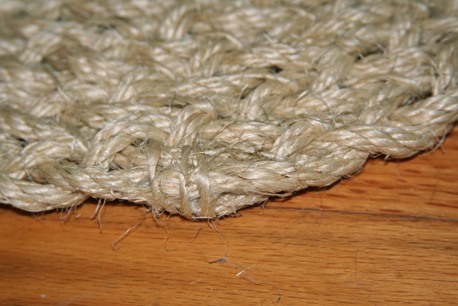 Верёвочный коврик своими руками 86