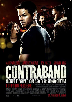 Contraband streaming ITA