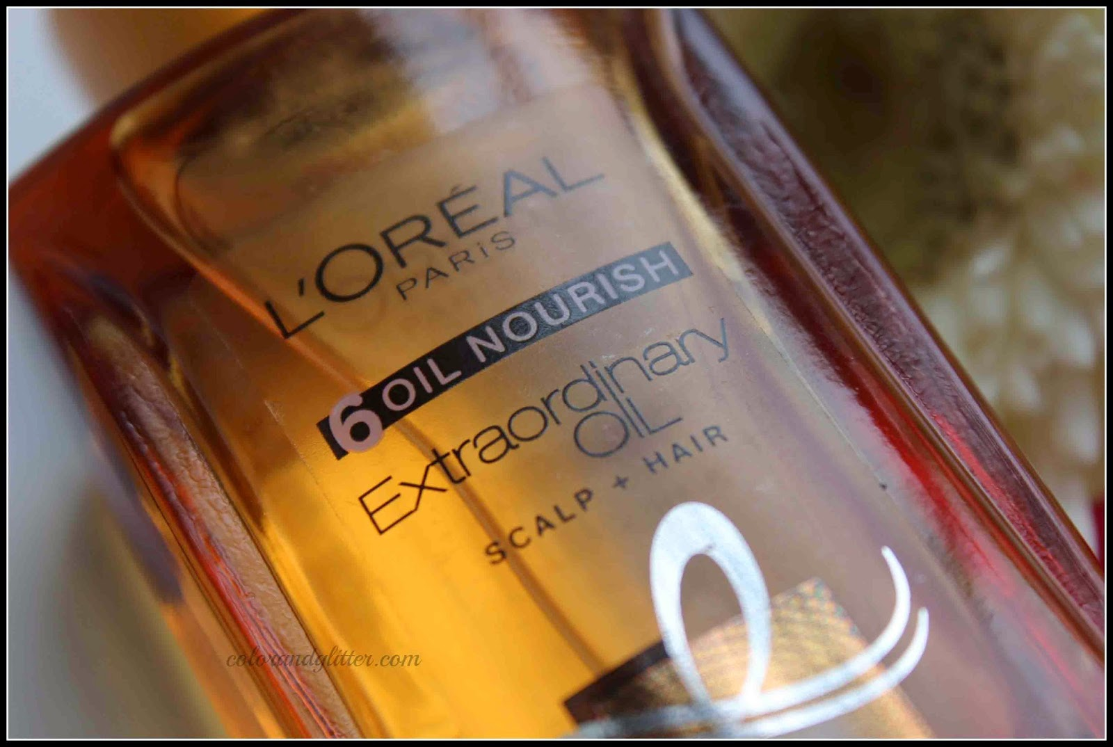 L'Oreal Paris 6 Oil Nourish Oil || Review