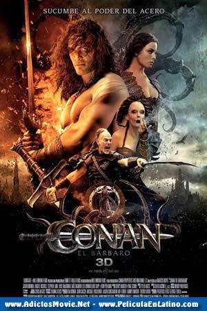 Conan el Bárbaro DVDRip Castellano España 1 Link 2011
