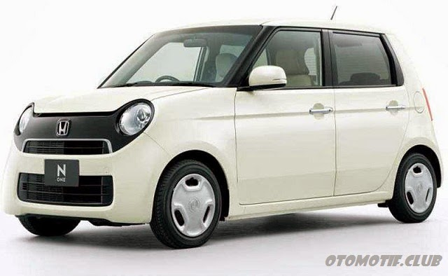 New Honda Kei Car