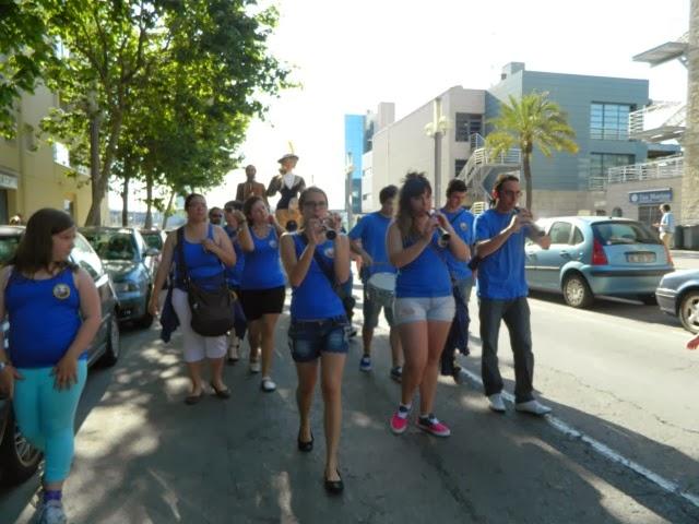 15 JUNY DE 2013 - PRESENTACIÓ VIJAZZ PENEDÈS A BARCELONA