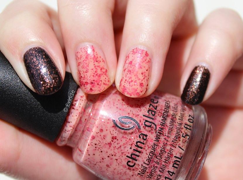 china glaze apocalypse of colour nail swatch