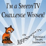 Friends of Speedy TV Winner!