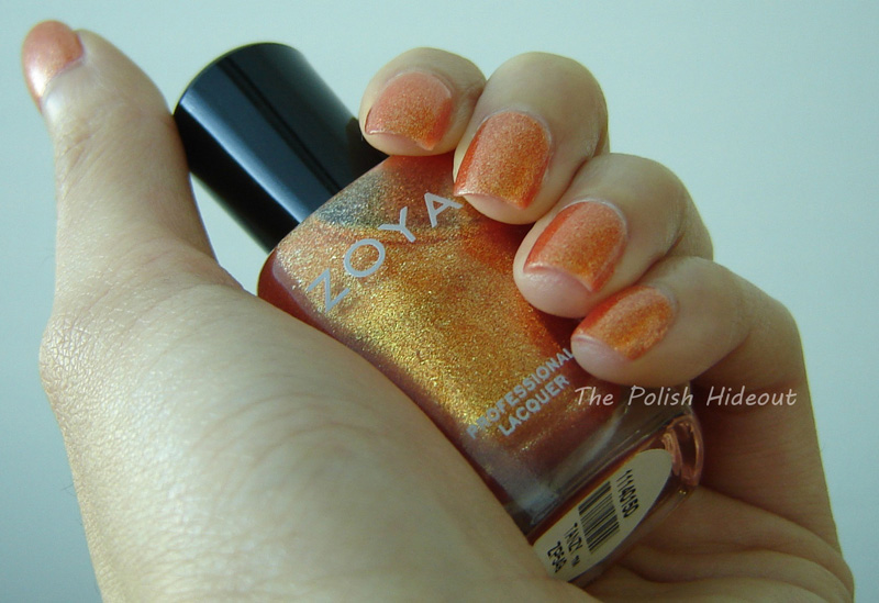 Zoya Tanzy The Polish Hideout: Zo...