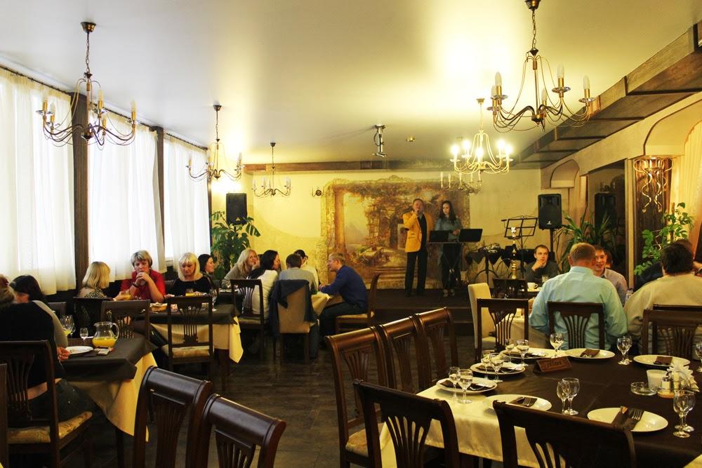 Новое кафе На тарелке Вокруг света Сергиев Посад