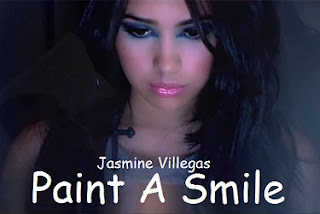 Jasmine Villegas - Paint A Smile Lyrics