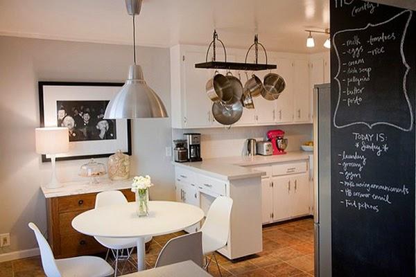 Ideas de cocinas creativas para peque os espacios cocina for Cocinas para espacios pequenos