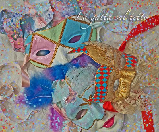 cartapesta maschere carnevale