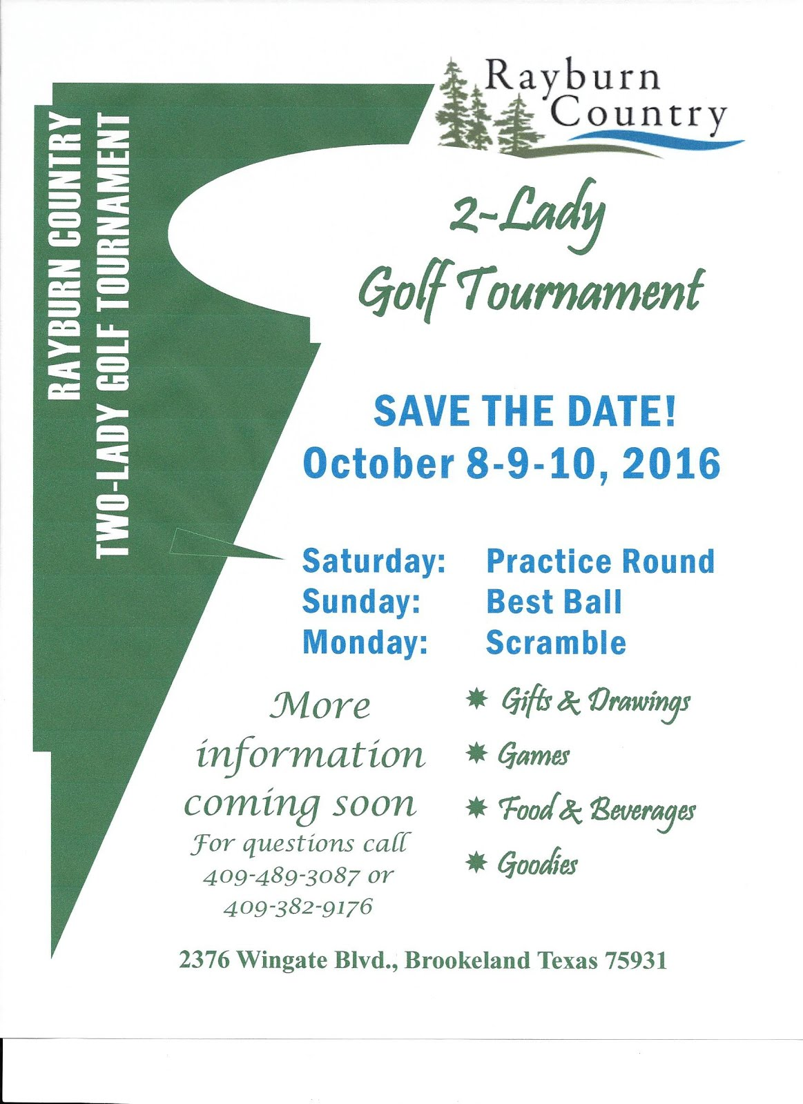 Lady Luck Tourney