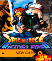 Jogo para Celular Special Force District Blood