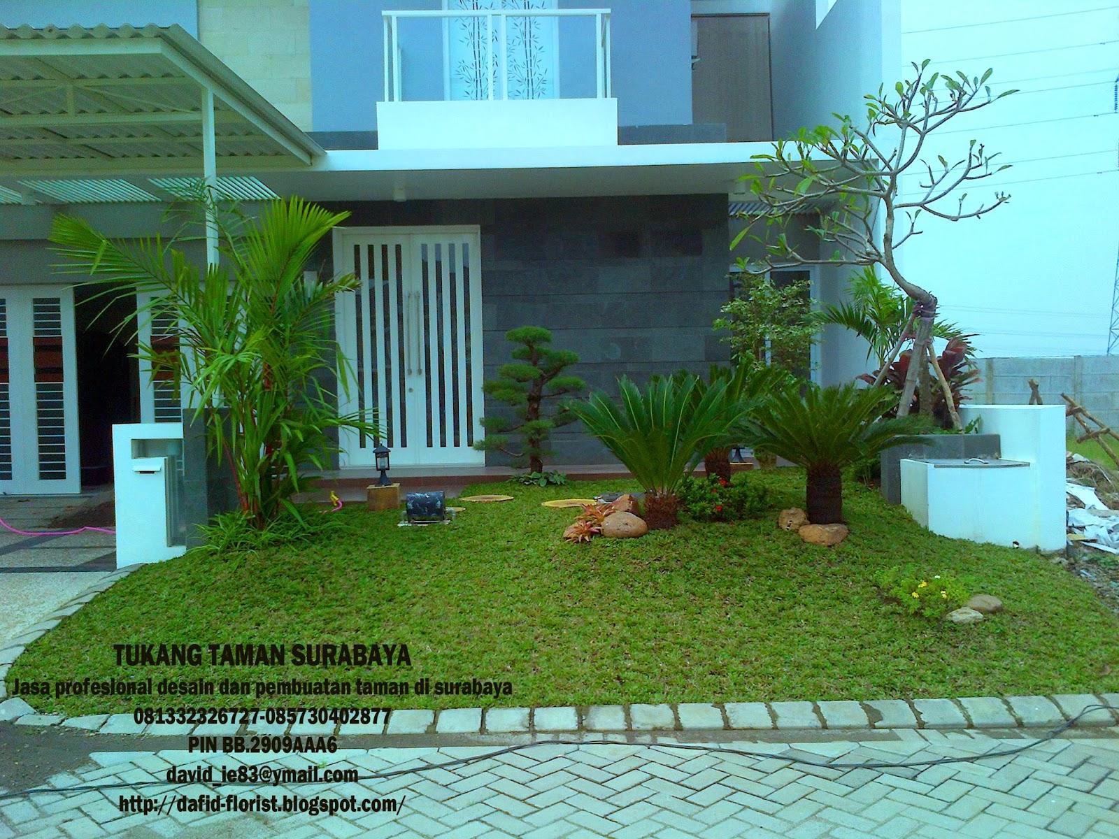 taman minimalis depan dan taman minimalis belakang rumah