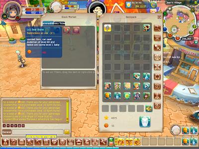 FairyLand 2 Online - Seal Stone