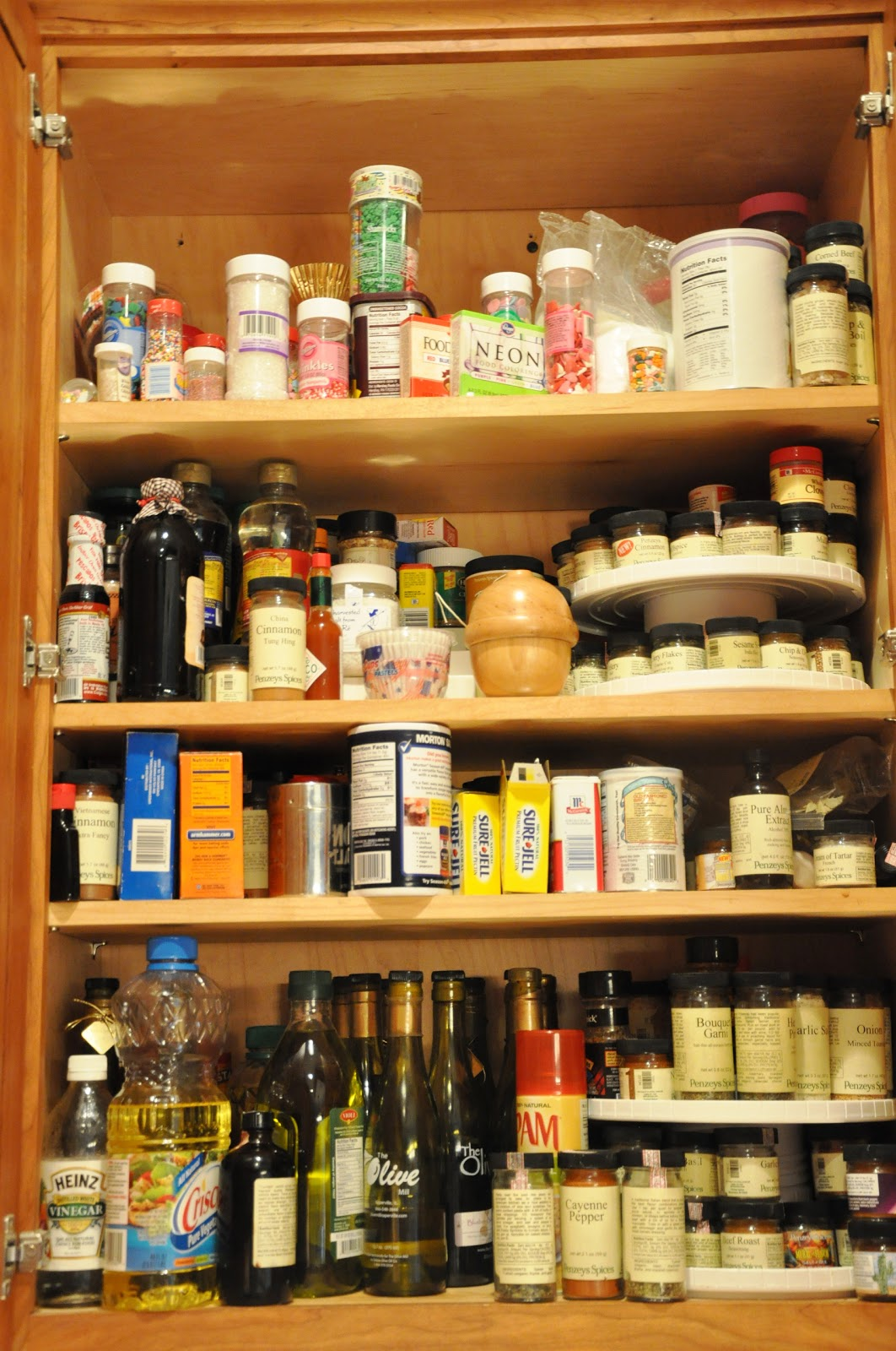 serendipity refined blog sugar and spice kitchen cabinet makeover