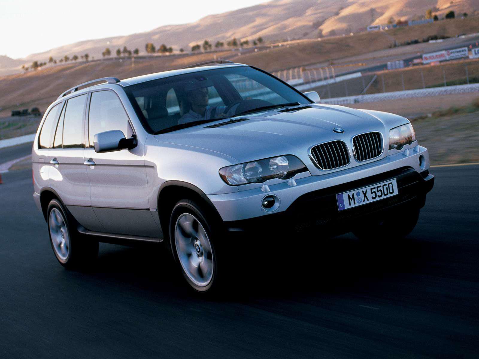 Automotive Database: BMW X5 (E53)