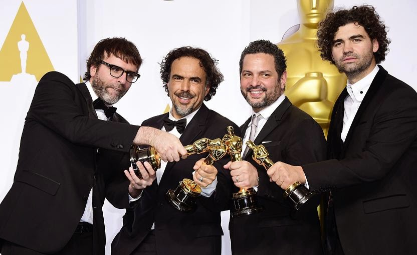 All 24 Winners of the Oscars 2015