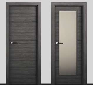 Muebles d dise o puertas for Catalogo de puertas de madera modernas