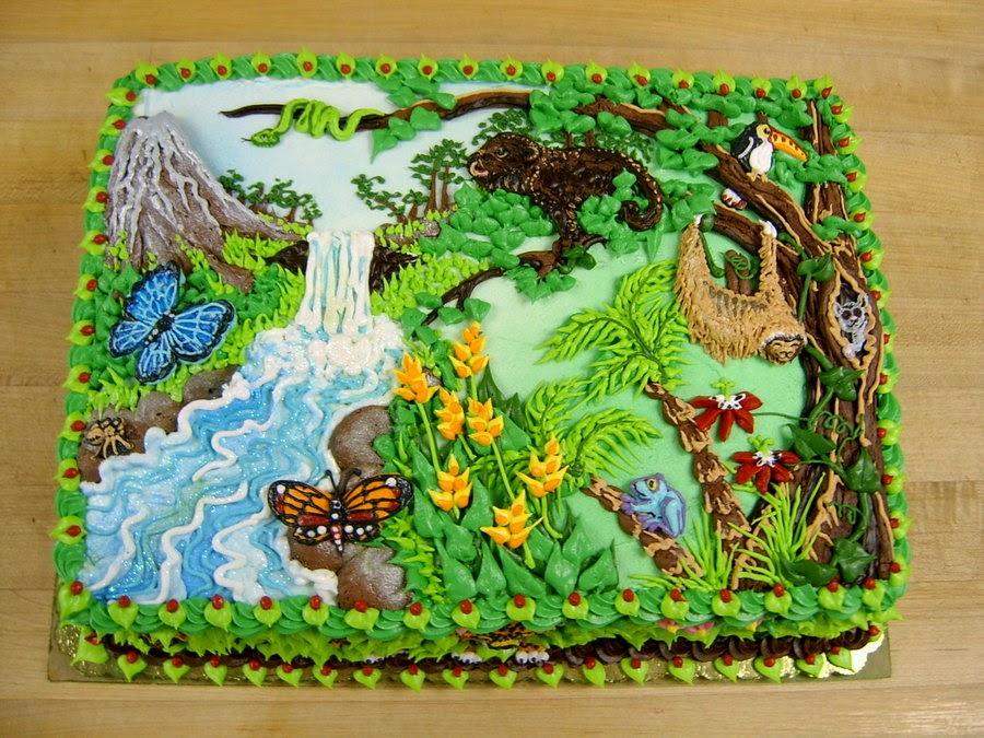 Birthdya Cake Grass Valley