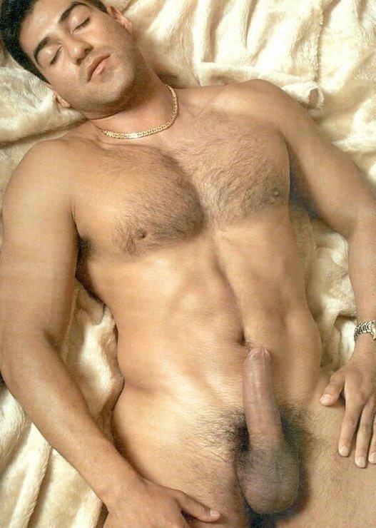 Justin Timberlake Nude