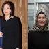 بالصور : مرشح تركي يحلق لحيته وزوجته تخلع الحجاب بعد خسارة الانتخابات