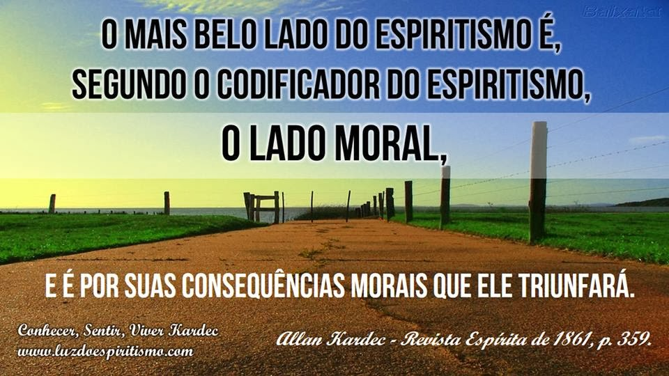 O lado moral