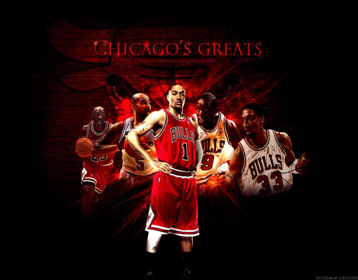 Chicago Bulls Basketball Team