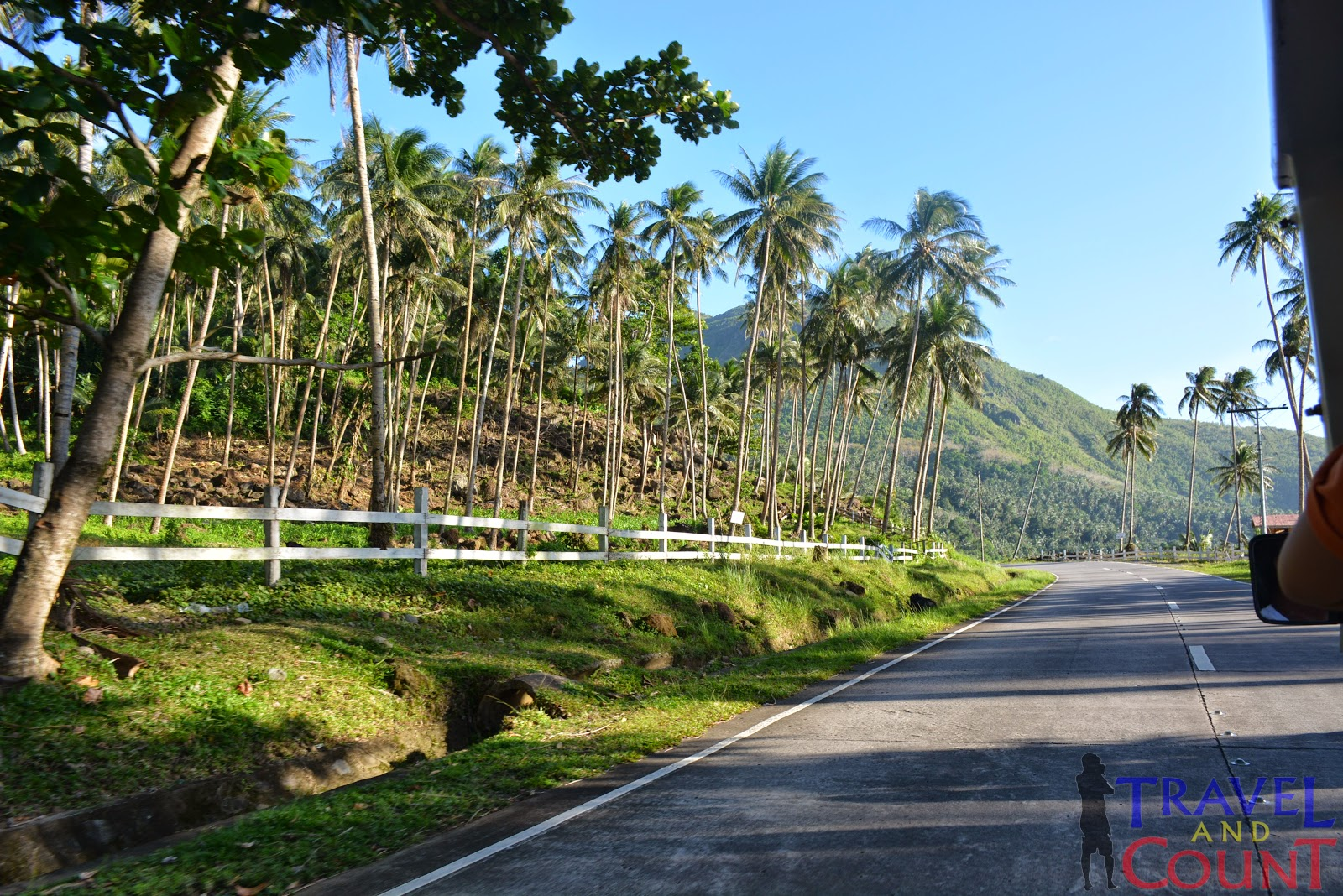 Roads of Camiguin Island