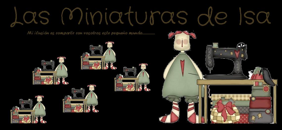 Las Miniaturas de Isa