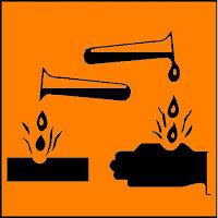 Simbol - Simbol Tanda Bahaya Pada Tempat Kerja/Laboraturium