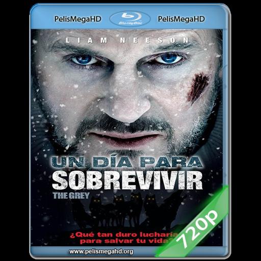 (THE GREY) UN DIA PARA SOBREVIVIR (2012) 720P HD ESPAÑOL LATINO