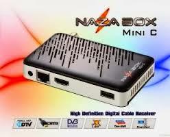 ATUALIZAÇÃO NAZABOX MINI C - V1113 - 13/11/2014