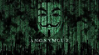 Hacktivistas Anonymous