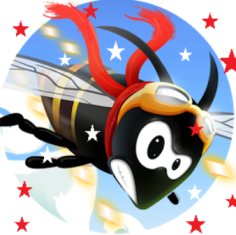 Download Game Beekyr Eco Shoot'em up