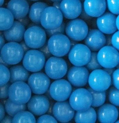 Blue Gumballs