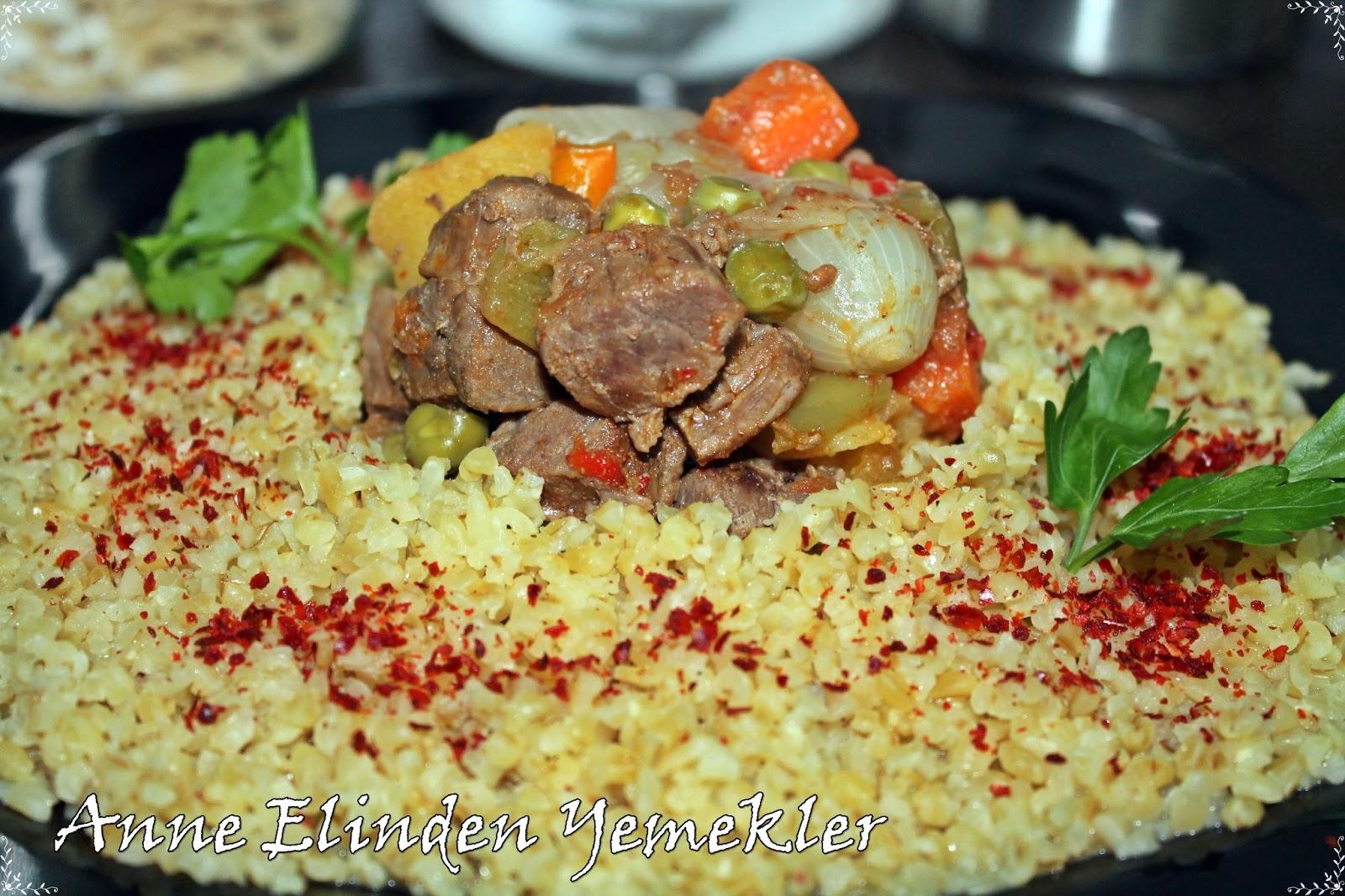Sebzeli Tencere Kebabı – Nefis bir tencere yemeği