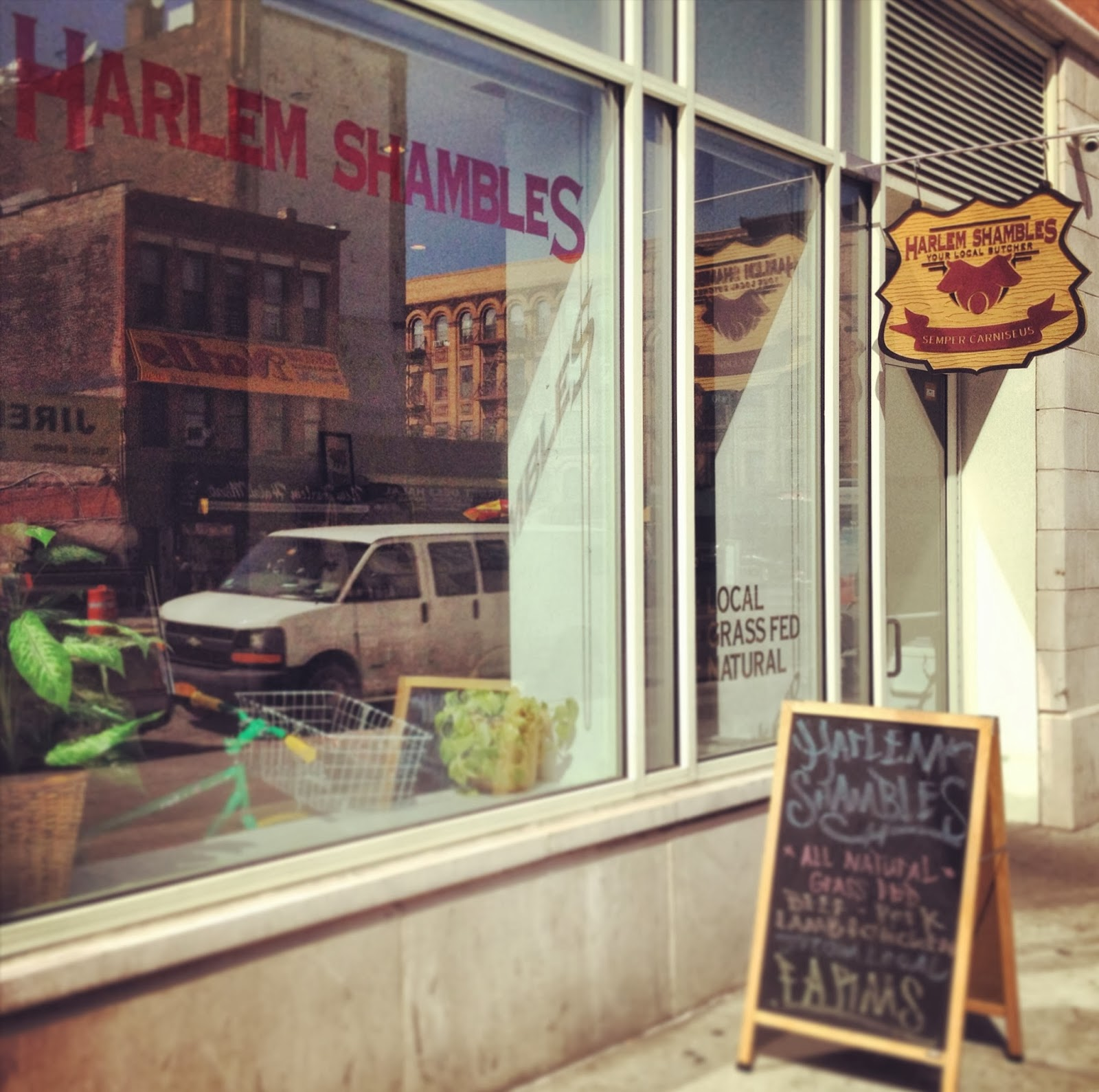 H a r l e m b e s p o k e bespoke a new view in harlem for Food bar harlem