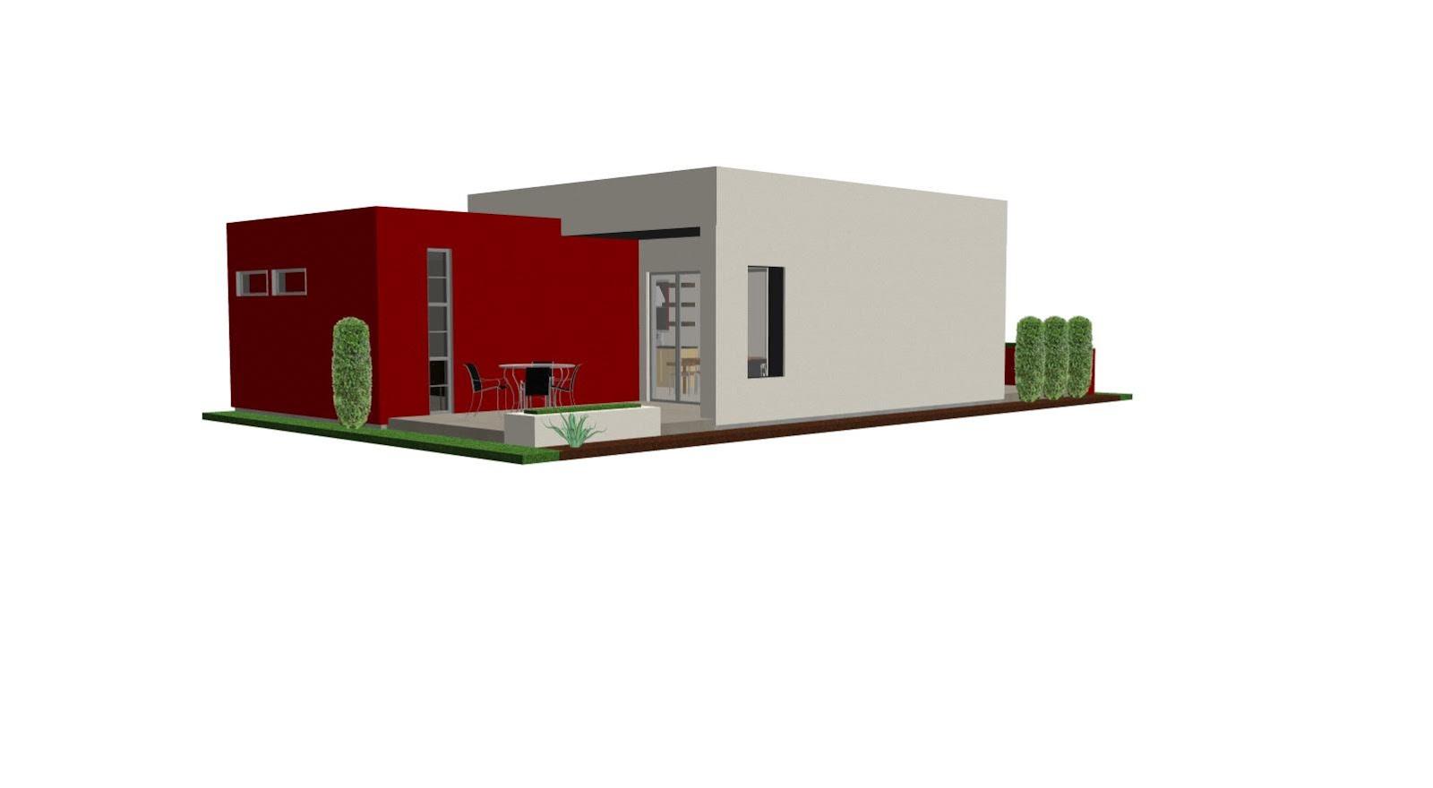 Descargar planos de casas y viviendas gratis fotos de for Viviendas modernas de una planta