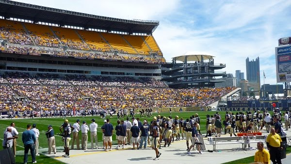 77: Heinz Field, Pittsburgh, PA | Scolin's Sports Venues Visited