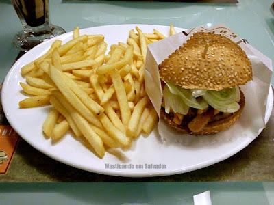 Eddie Fine Burgers: Hamburgr Eddie's