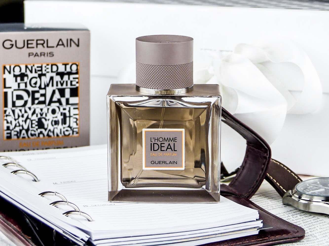 Guerlain: L'homme Ideal
