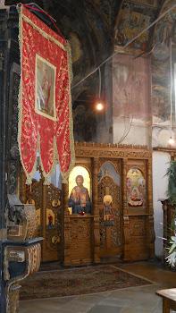 Manastirea din Lunca Muresului !