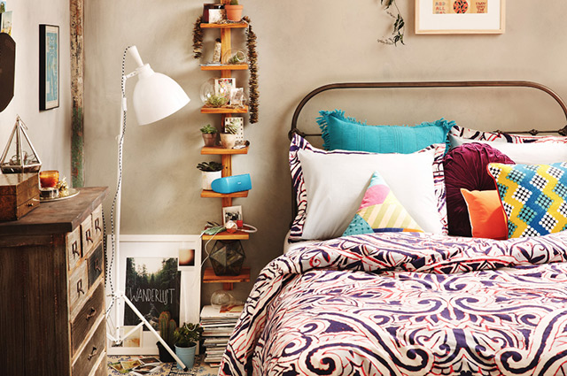 Urban outfitters home lookbook daydream lily for Chambre urban outfitters