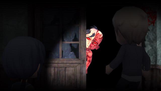 Stalker horror game